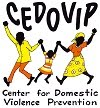 logo image for Center for domestic violence prevention